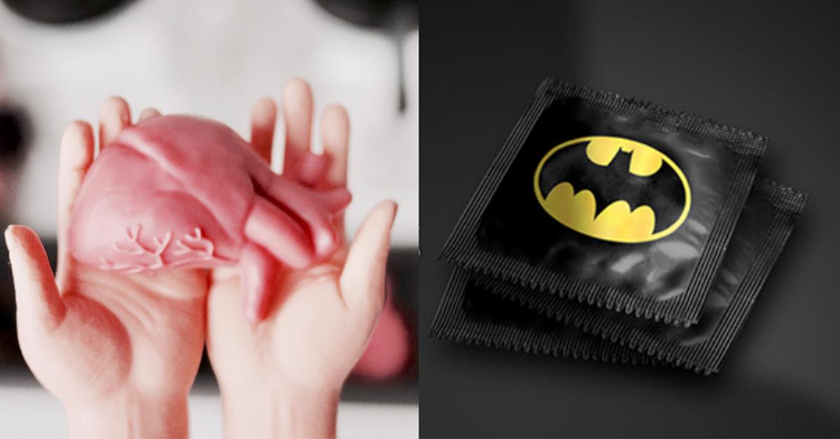 超獵奇5個情人節禮物!掏心掏肺巧克力、愛愛暗示器,你想要都幾?