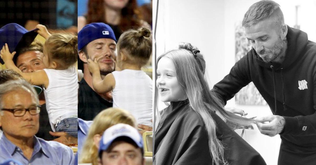 捨不得女兒長大了!回顧「女兒傻瓜」貝克漢與小哈潑溫馨可愛的5個時刻