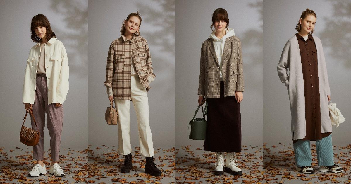 2020外套穿搭要「一衣多穿」!4件外套穿出8種造型,最便宜只要990,小資女快學!