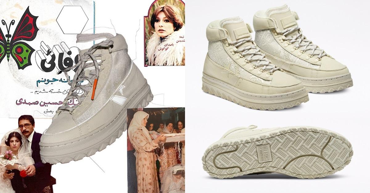 Converse厚底小白鞋推薦!12月正式開賣,擁有視覺+5cm激瘦美腿不是夢!