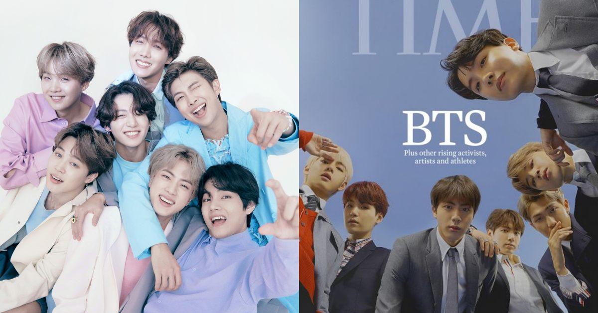BTS搶下LV品牌大使!登上時代雜誌封面、全球樂壇暢銷冠軍....南韓天團征服全球5大事蹟!