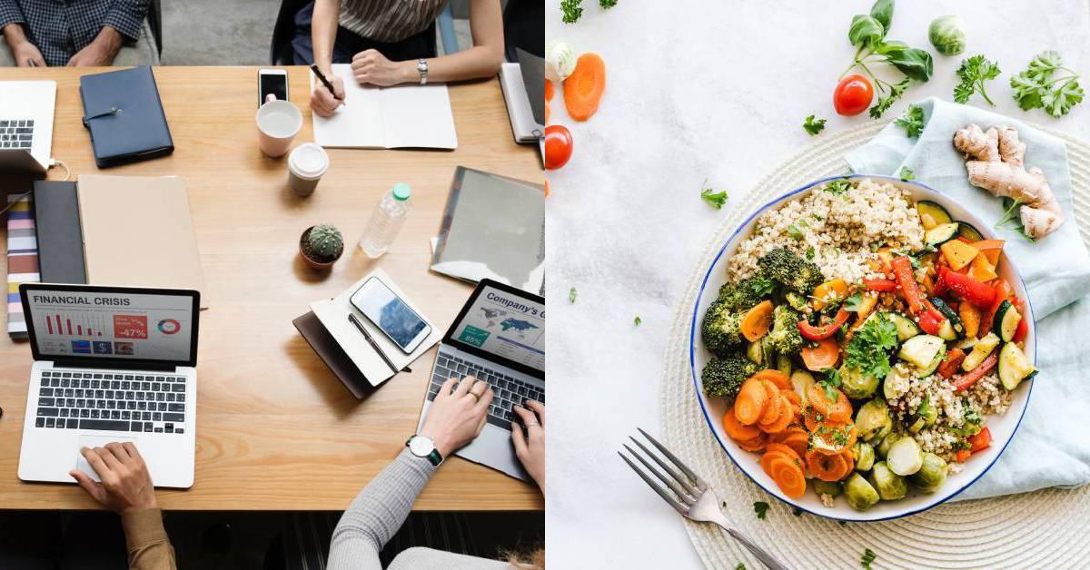 久坐辦公桌易脹氣,少吃這4樣食物,降低飯後脹氣機率!