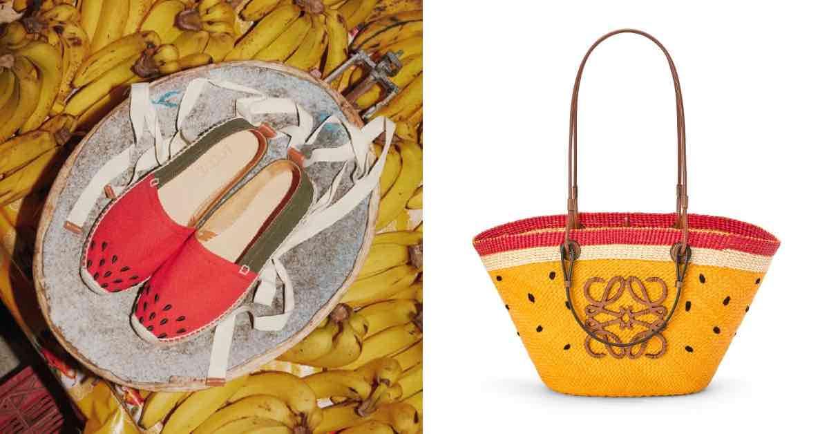 Loewe包包「不撞包」推薦買這5款!「Paula's Ibiza」系列限量上架,Puzzle、Gate比水果還可口