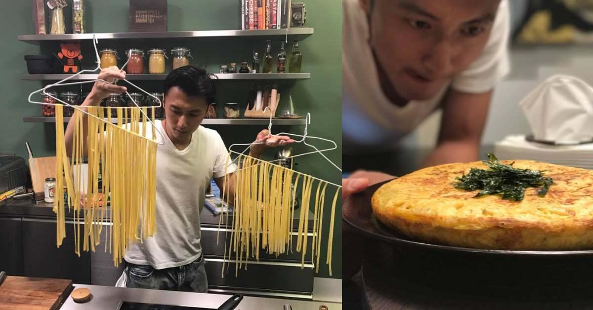 連王菲都拜倒在他的廚藝下!謝霆鋒談《鋒味》美食:「必須真的覺得好我才推出」