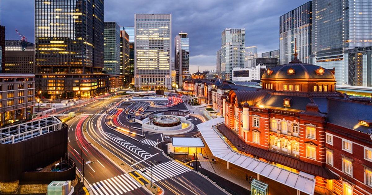 【日本】我不要再迷路了!東京車站一番地下街逛街路線、必吃美食、周遭景點總攻略