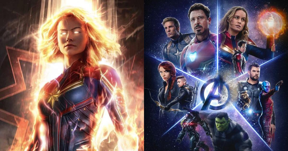 《驚奇隊長》成為《復仇者聯盟:終局之戰》預告片?5大理由一定要進戲院!