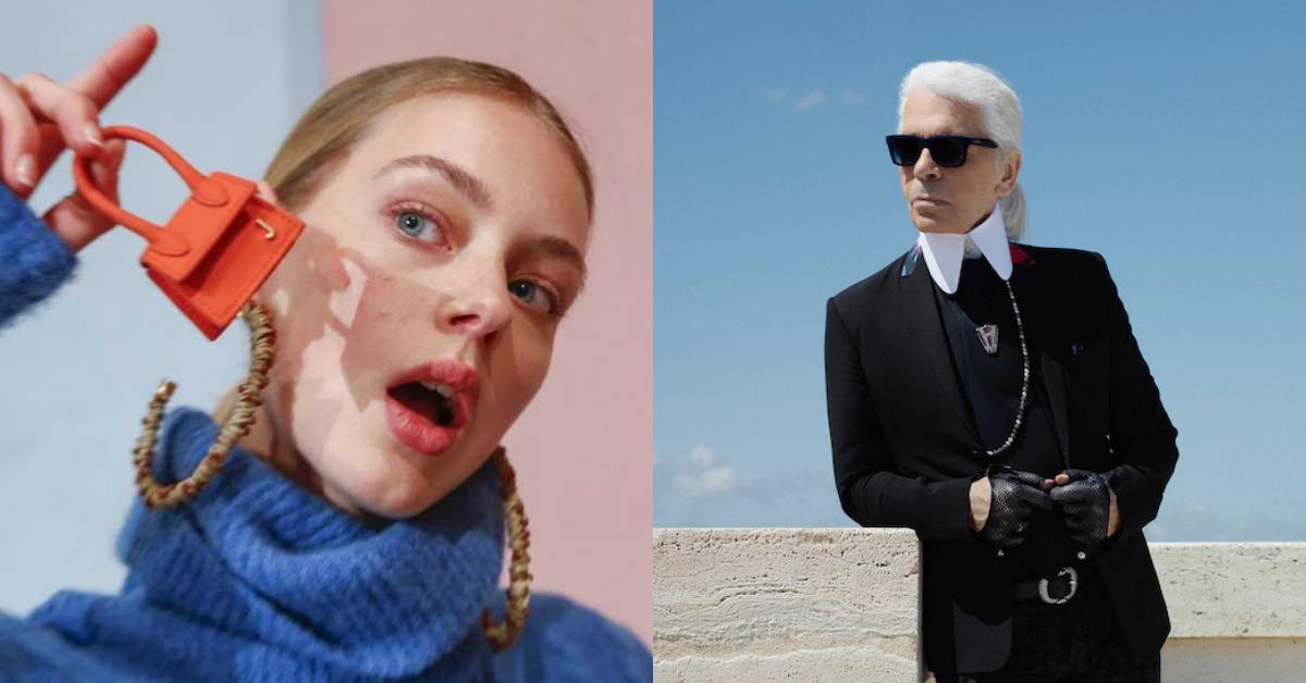 巴黎時裝周這3個品牌討論度超高?原來他們都是老佛爺曾欽點的愛將!