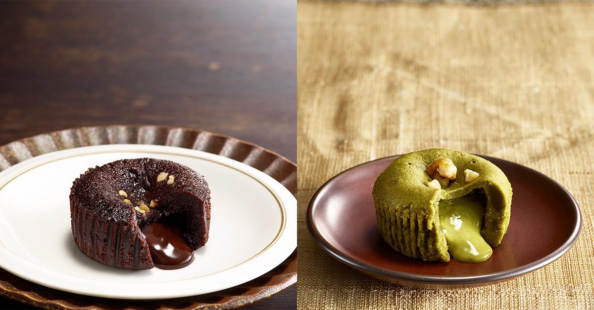 全家強推「熔岩系爆漿」甜點!巧克力、抹茶、起司螞蟻人必看