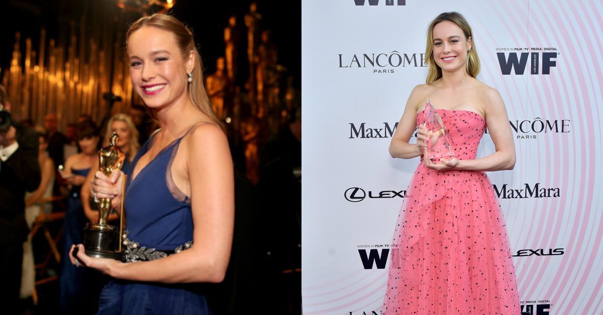 《驚奇隊長》布麗拉森大受肯定!獲得洛杉磯女性電影人組織傑出女性獎項