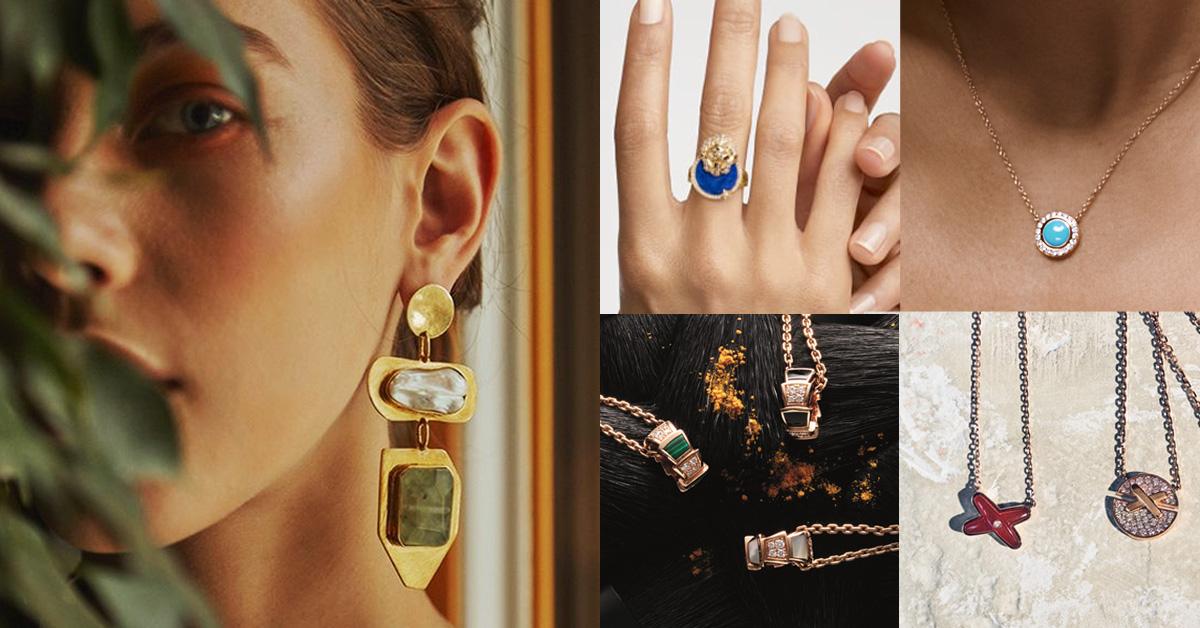 """2021春夏珠寶推薦Top 11!Cartier、VC&A、Chanel...""""礦物系寶石""""歡迎度不輸鑽石"""