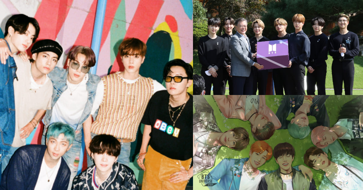 BTS美國達人秀現場演出最新單曲《DYNAMITE》!赴青瓦台演講,V真誠告白:Army是表演的理由