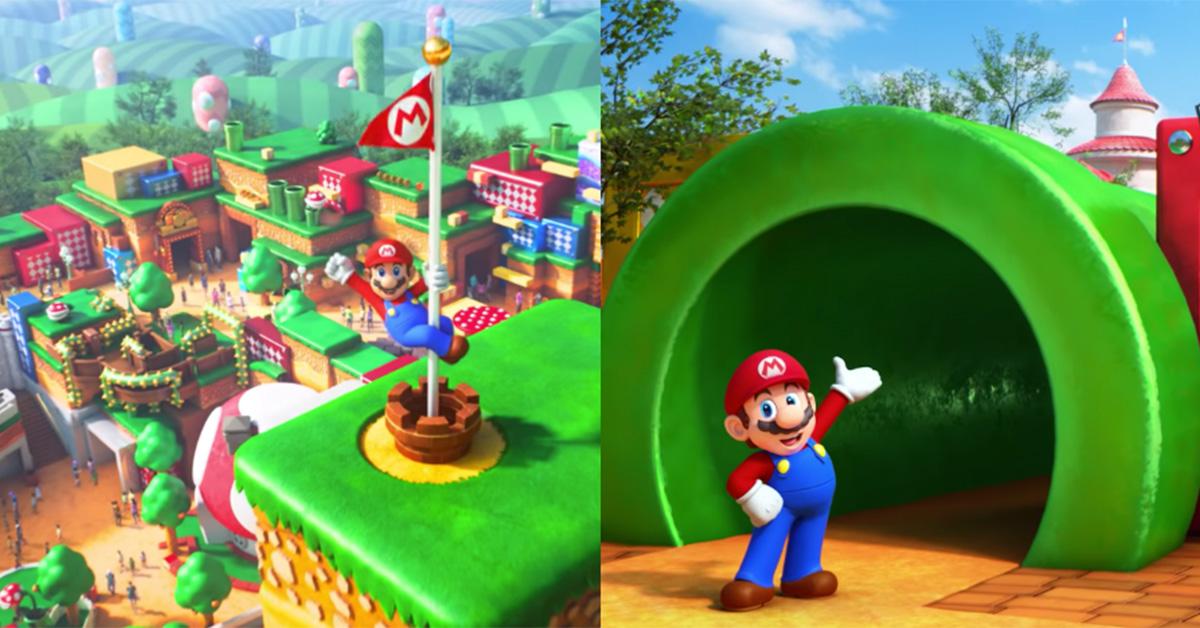 日本環球打造「超級任天堂世界」主題樂園!想跟瑪莉歐飆賽車夢想成真啦