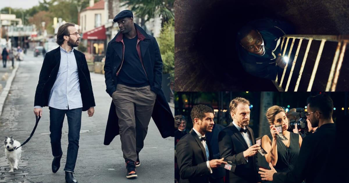 Netflix《亞森羅蘋》新一季登場!法國影帝歐馬希全球知名度暴增,僅五集毫無冷場