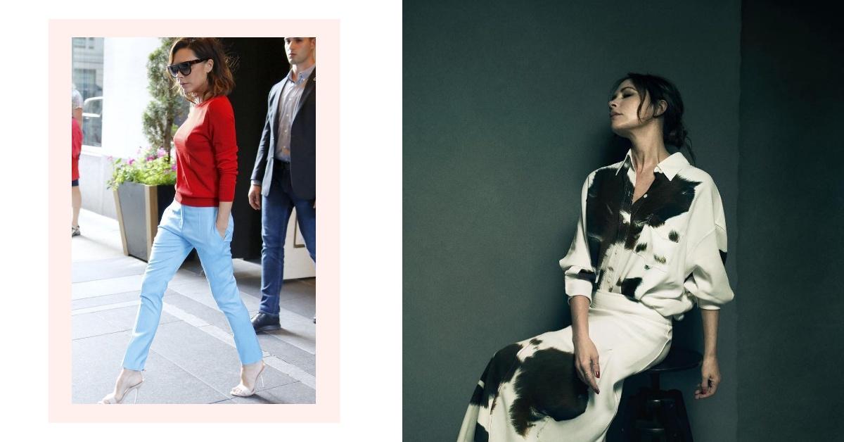 年過40仍是時尚代表!維多利亞貝克漢用教妳5大穿搭守則