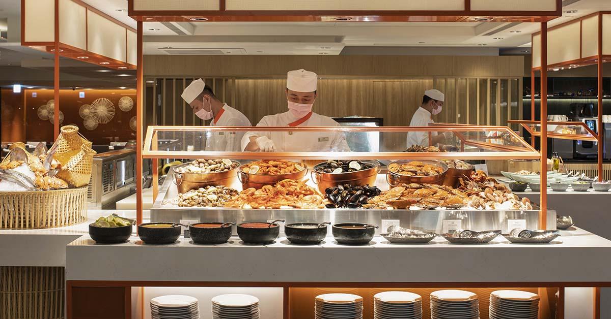 鼎泰豐、龍蝦、牛排任你享用 只在全新「遠東Café自助餐廳」