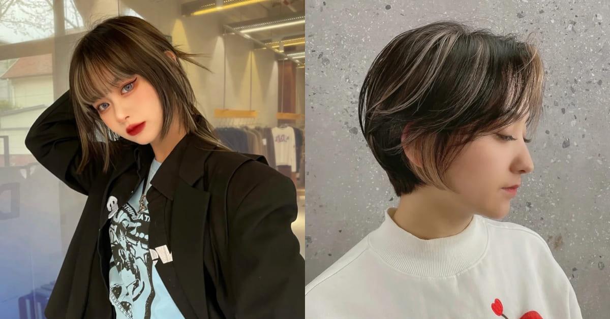 2021染髮推薦「光線染」,最適合亞洲人的雙色染,夏日必備的混血即視感