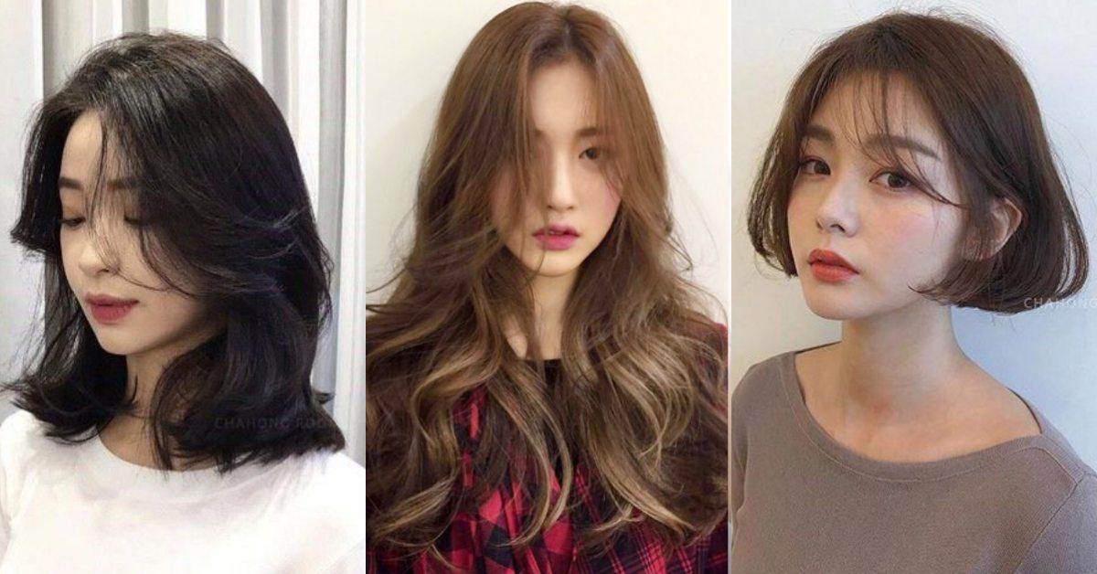 日本交友網站評選 : 男生最沒抵抗力的女生髮型!第一名竟是學生頭?