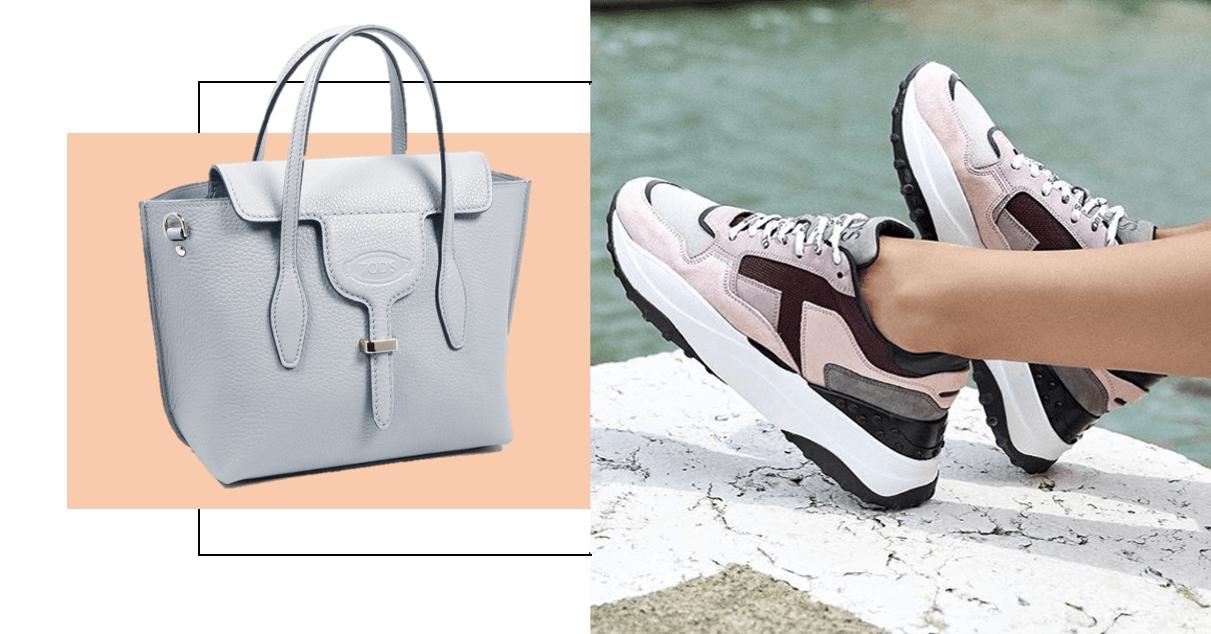人生第一個精品包你會怎麼選?TOD'S New Joy Bag 一包兩用超划算,驚喜就藏在細節處!