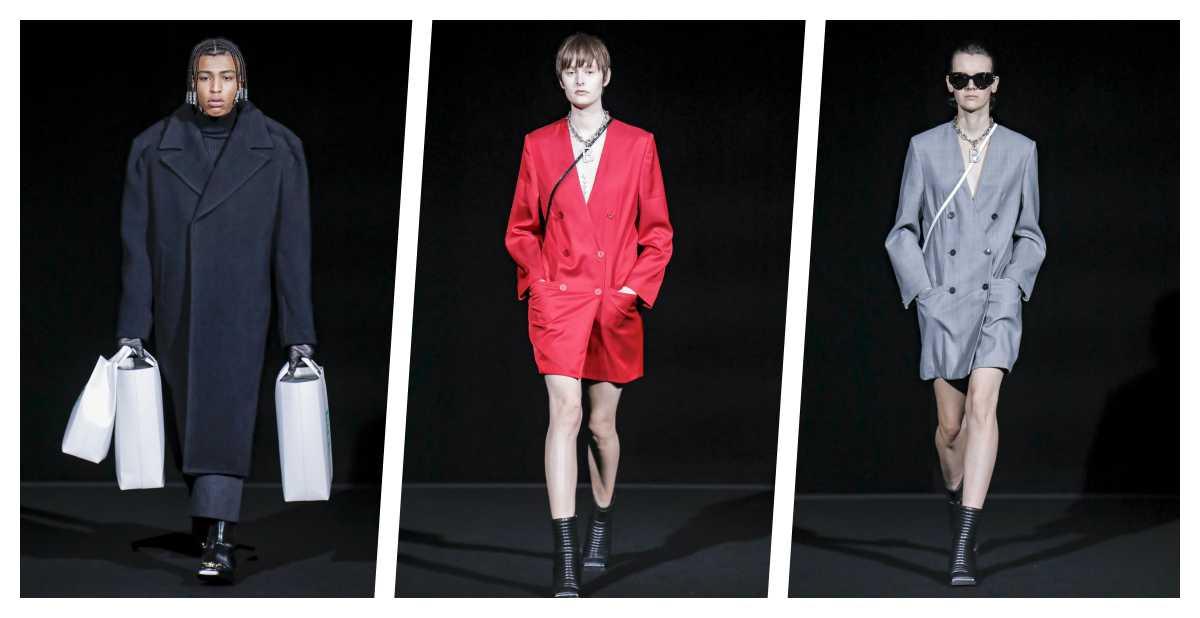 老爹鞋已過時?Balenciaga告訴妳老爸西裝、成套搭配才是新的「醜時尚」