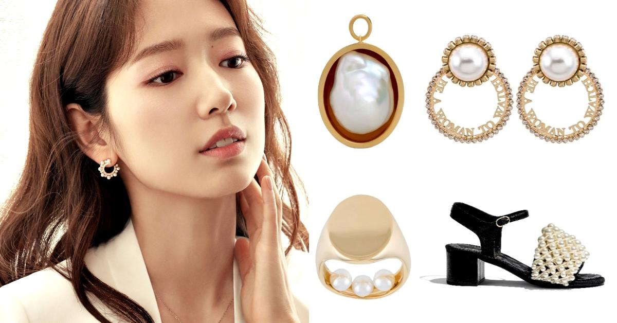 珍珠才不老氣!盤點好萊塢女明星最愛的飾品,今年夏天當個閃著珠光的「珍」女人