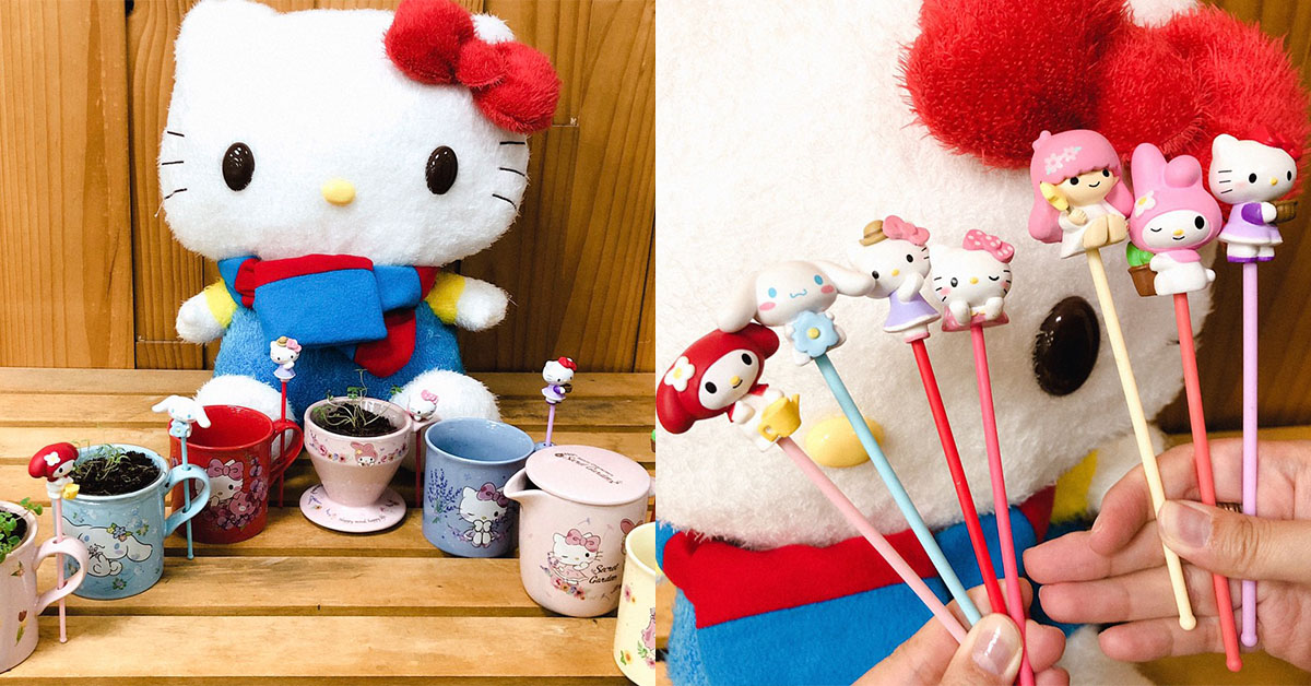 7-11推Hello Kitty集點!福袋、陶瓷盆栽、造型盤都好想收