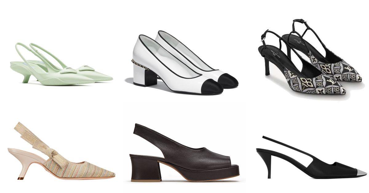 低跟鞋推薦Top11!Chanel、BV、Celine、YSL...高跟鞋先退下,女孩這次想要從舒適下手