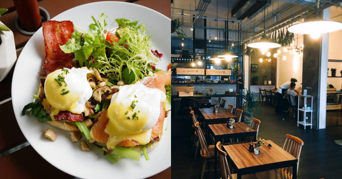 台中早午餐推薦「Jerry's House澳式」,雪梨藍帶主廚坐鎮,台中七期排隊名店
