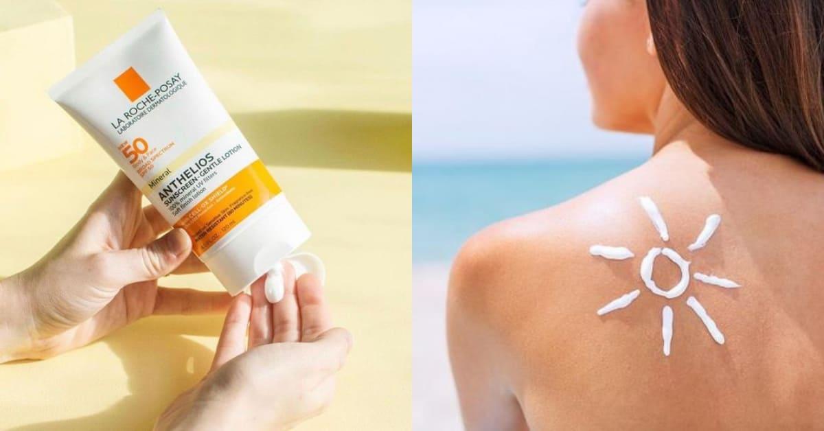 夏天防曬不要只擦臉!這5個地方最容易曬黑,抗老抗敏感「這裡」得顧到