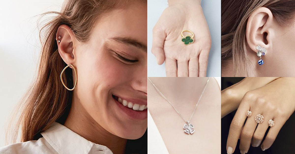 3萬元內擁有頂級珠寶!Chanel、Bvlgari到梵克雅寶,行家推薦從這12款「花朵」珠寶入門