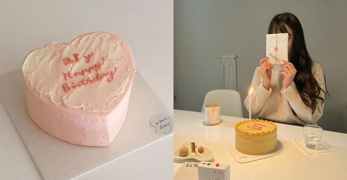 讓生日、紀念日來點不一樣的選擇!5家「韓系客製蛋糕」專賣店推薦