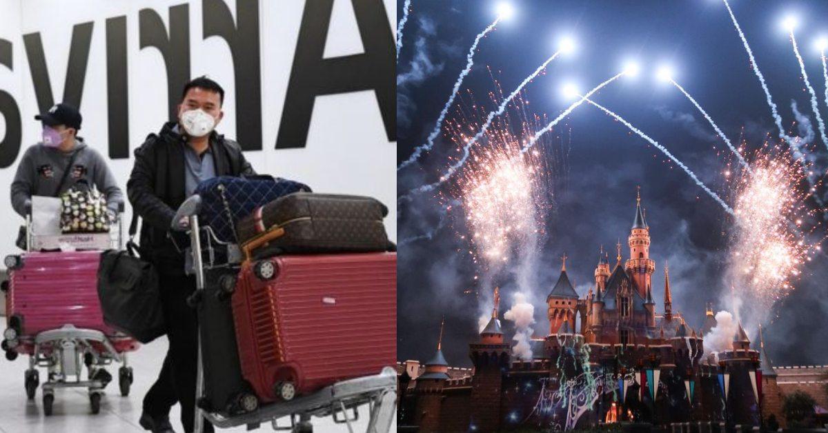 武漢肺炎重創觀光業!迪士尼關閉、衝擊日本奧運...馬上了解國際旅遊的3大事件