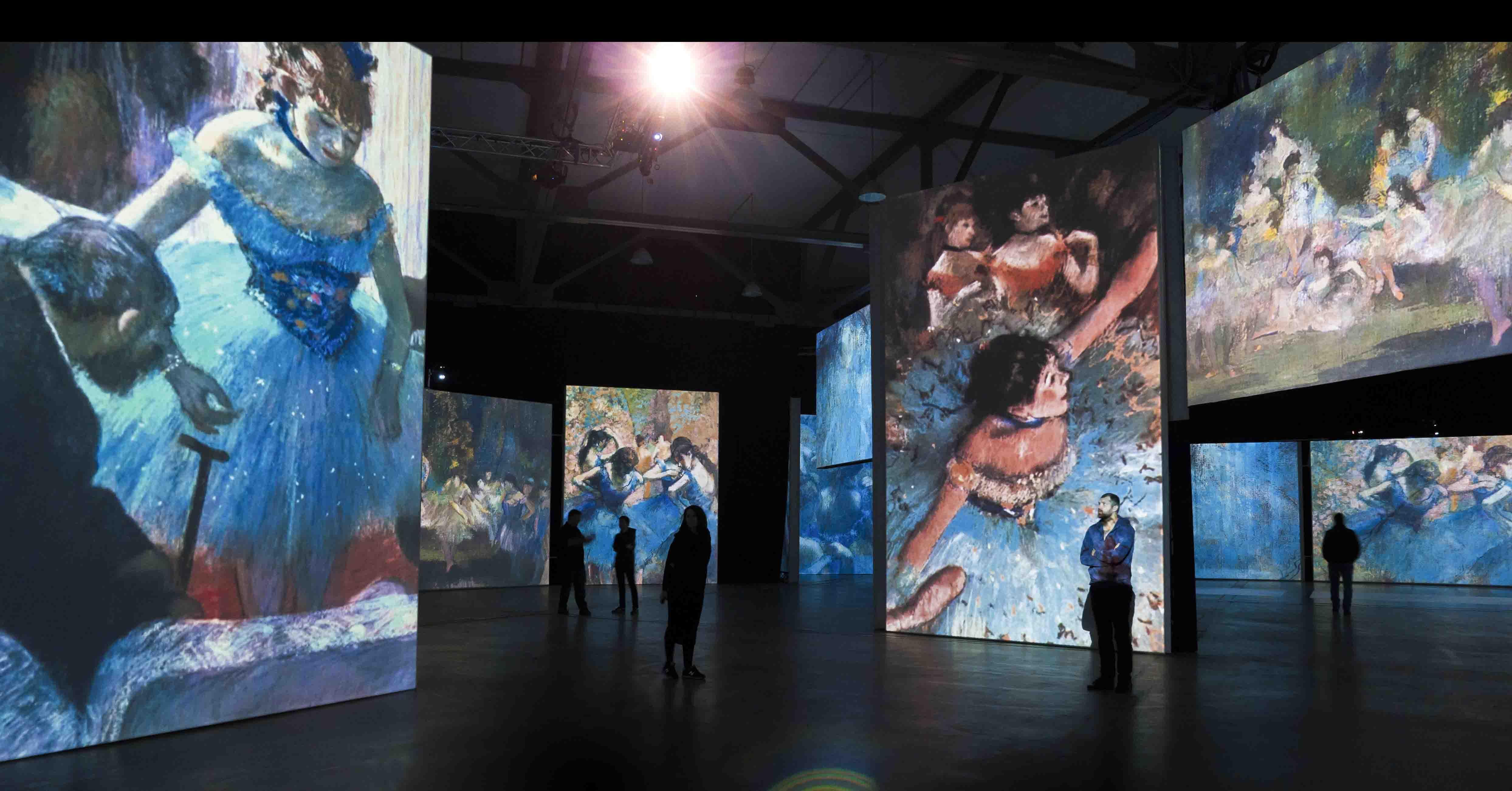 2021「印象莫內-光影體驗展」登場!莫內、雷諾瓦、塞尚...超過2000幅作品,《再見梵谷》之後最震撼展覽!