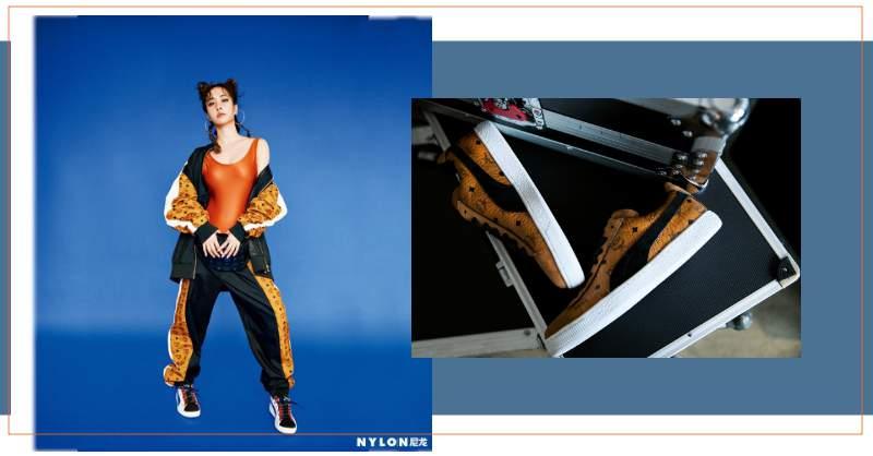 蔡依林的這套封面造型妳也買得到!Puma × MCM 即將開賣!