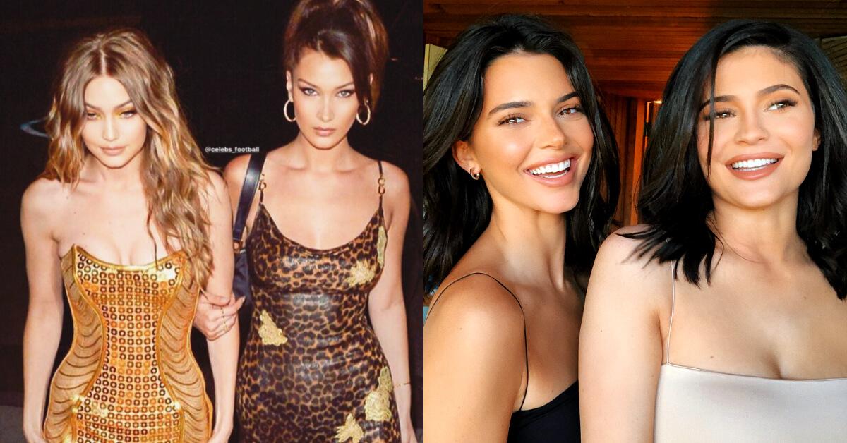 Kylie、Kendall登富比世吸金榜首!這4對名人姐妹花也超會賺