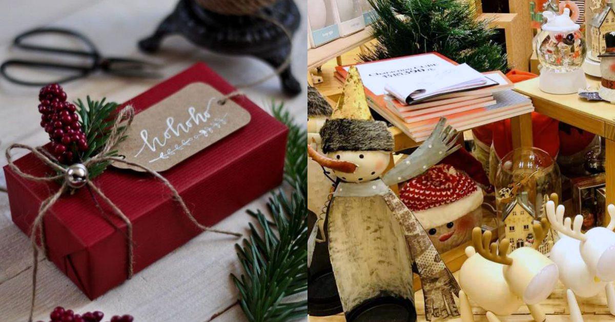 歷年規模最大的「禮物嘉年華」!聖誕禮物逾兩萬件選品,包你挑到手軟!