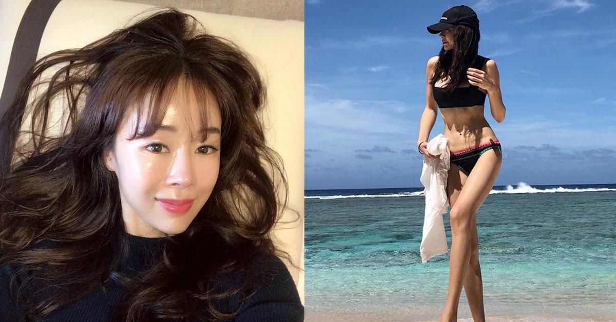 這美腿不科學!43歲韓國辣媽睡前10分鐘「2招」練出逆天長腿