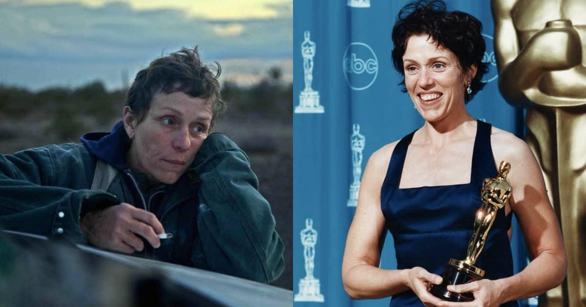 《遊牧人生》法蘭西絲麥朵曼得獎呼聲高!兩度奪下奧斯卡最佳女主角,自嘲是「好萊塢邊緣人」