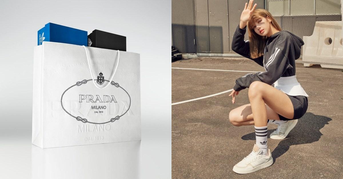 Adidas與Prada聯名鞋款釋出!街頭潮流與精品跨界再加一,穿搭就選它!