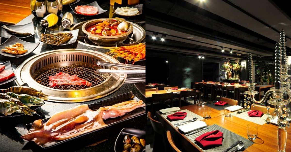【台灣】台北喝酒好店推薦:西門町上禾町日式燒肉、WINE-derful葡萄酒主題餐廳!