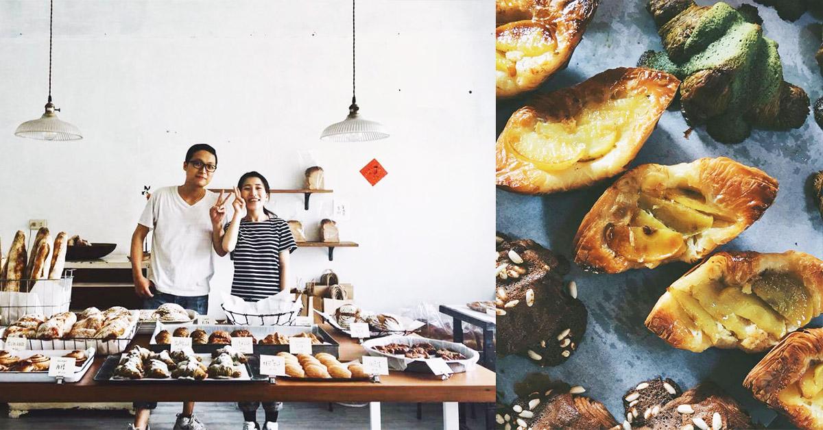 全台特搜這7家質感麵包店!不只能在老宅公寓挑麵包,還有手作的溫度在發酵~