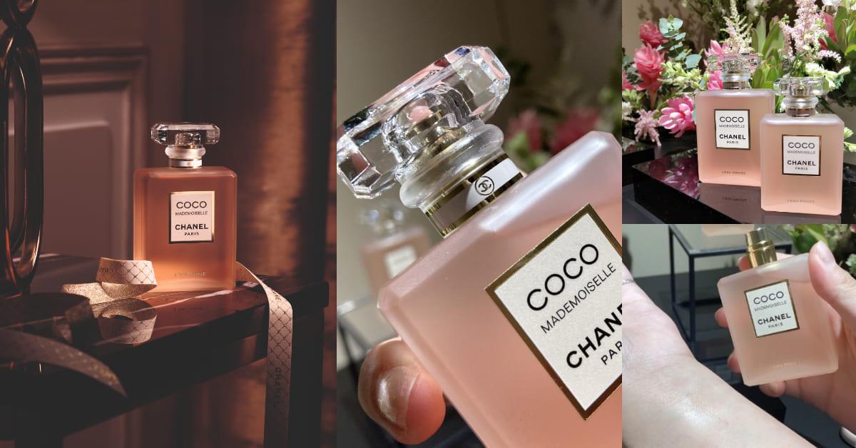 香奈兒淡香水系列之後再推新作!全新「摩登COCO秘密時光」,第一款能伴你入睡的Chanel!