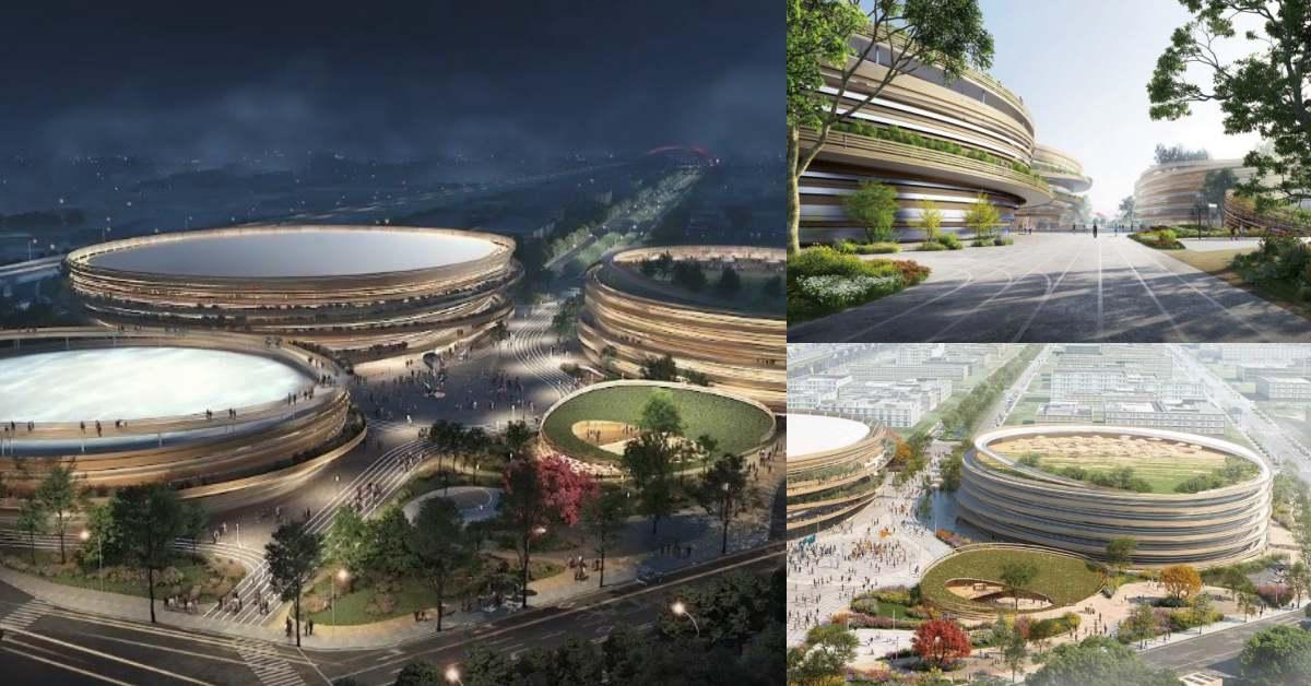 巨蛋也要到台中!東京奧運主場館設計師隈研吾操刀,2026年啟用!