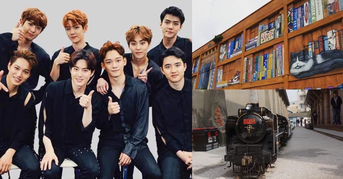 連韓國天團都瘋高雄!EXO在團綜去過的6大景點立刻列入清單