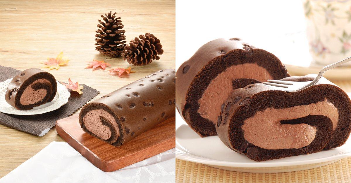 巧克力控快掃貨!亞尼克8款秋冬甜品,黑魔粒生乳捲回歸、松露巧克力派超誘人