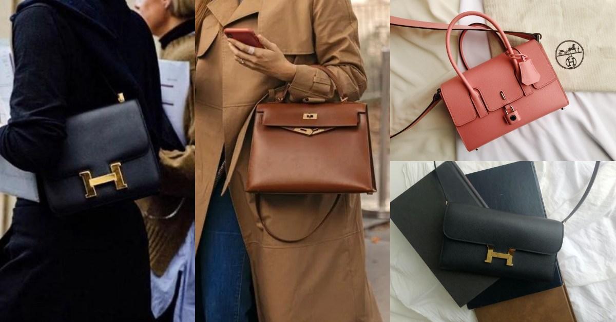 Hermès妳只認識柏金包、凱莉包?「這5款」藏有經典設計的包款妳也不能不認識啊!