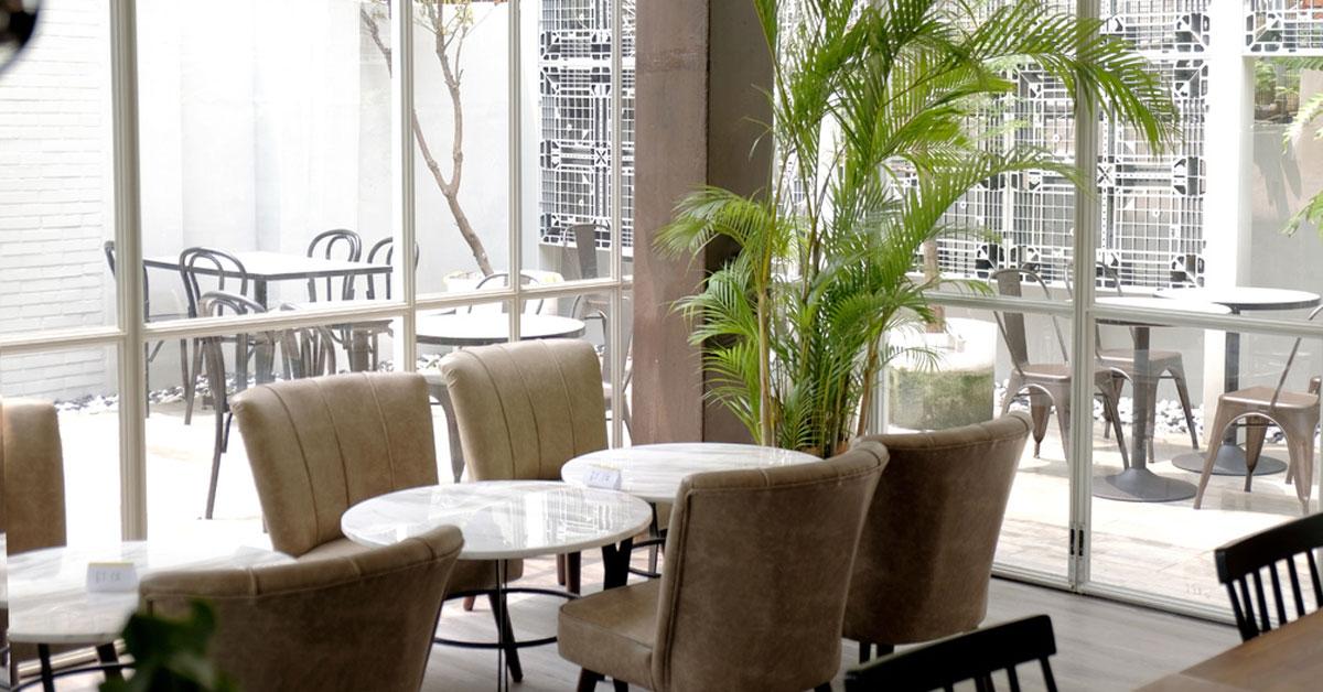在白色玻璃屋享受美味早午餐!在「光一肆號」享用無花果沙拉、法式吐司料理超有面子