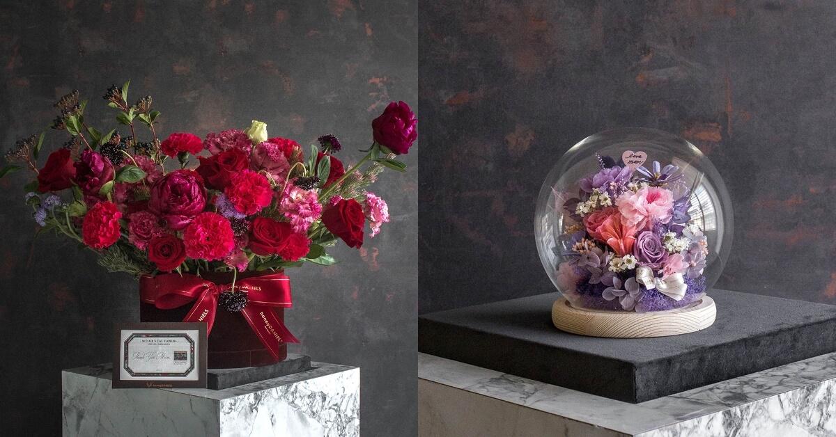 母親節送禮不再NG!丹尼爾花藝推「藝術之美系列」,今年就用時尚花藝向媽媽表心意