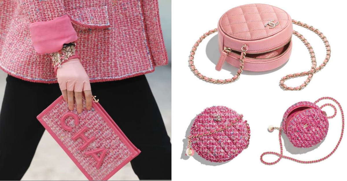 Chanel春夏新品價格意外親民!鏈帶包到手拿包不到5萬就能入手