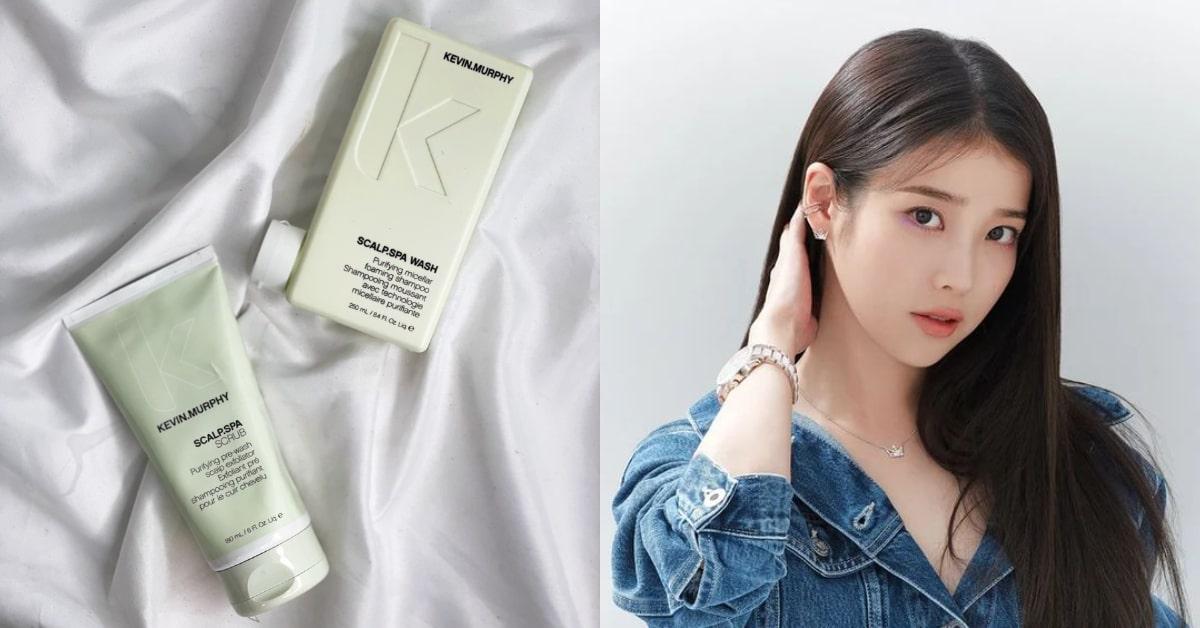 頭皮保養推薦網紅愛牌KEVIN.MURPHY!溫和洗淨力連敏感肌都愛用,2步驟打造健康柔順髮!