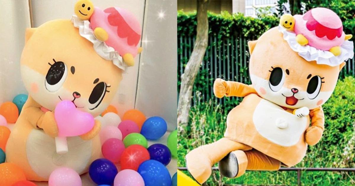 厭世退散!笑到美叮美噹~用洪荒之力出糗的日本拼命系吉祥物Chiitan保證療癒